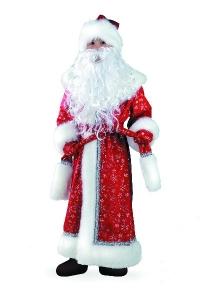 Дед Мороз(плюш)