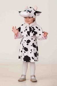 Коровка Пятнашка черно-белая