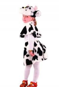Коровка черно-бел. (мех)