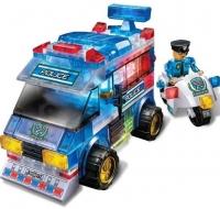 Конструктор Lite Вrix Полицейский фургон Арт.35817