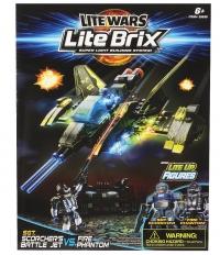 Конструктор Lite Вrix Битва (Звездолет) Арт.35838