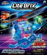 Конструктор Lite Вrix Вертолет Арт.35801