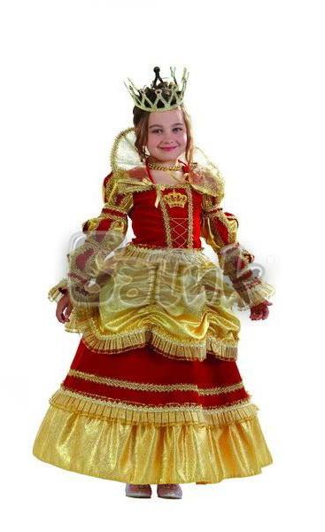 Королева Золотая (зв.маскарад)