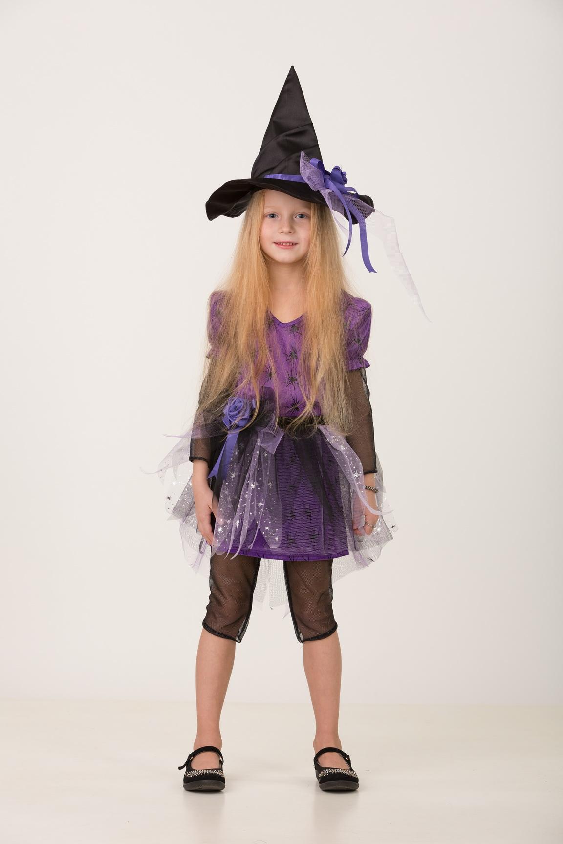 Ведьмочка 1 (текстиль)