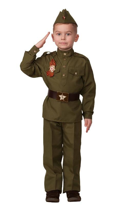 Солдат (хлопок)
