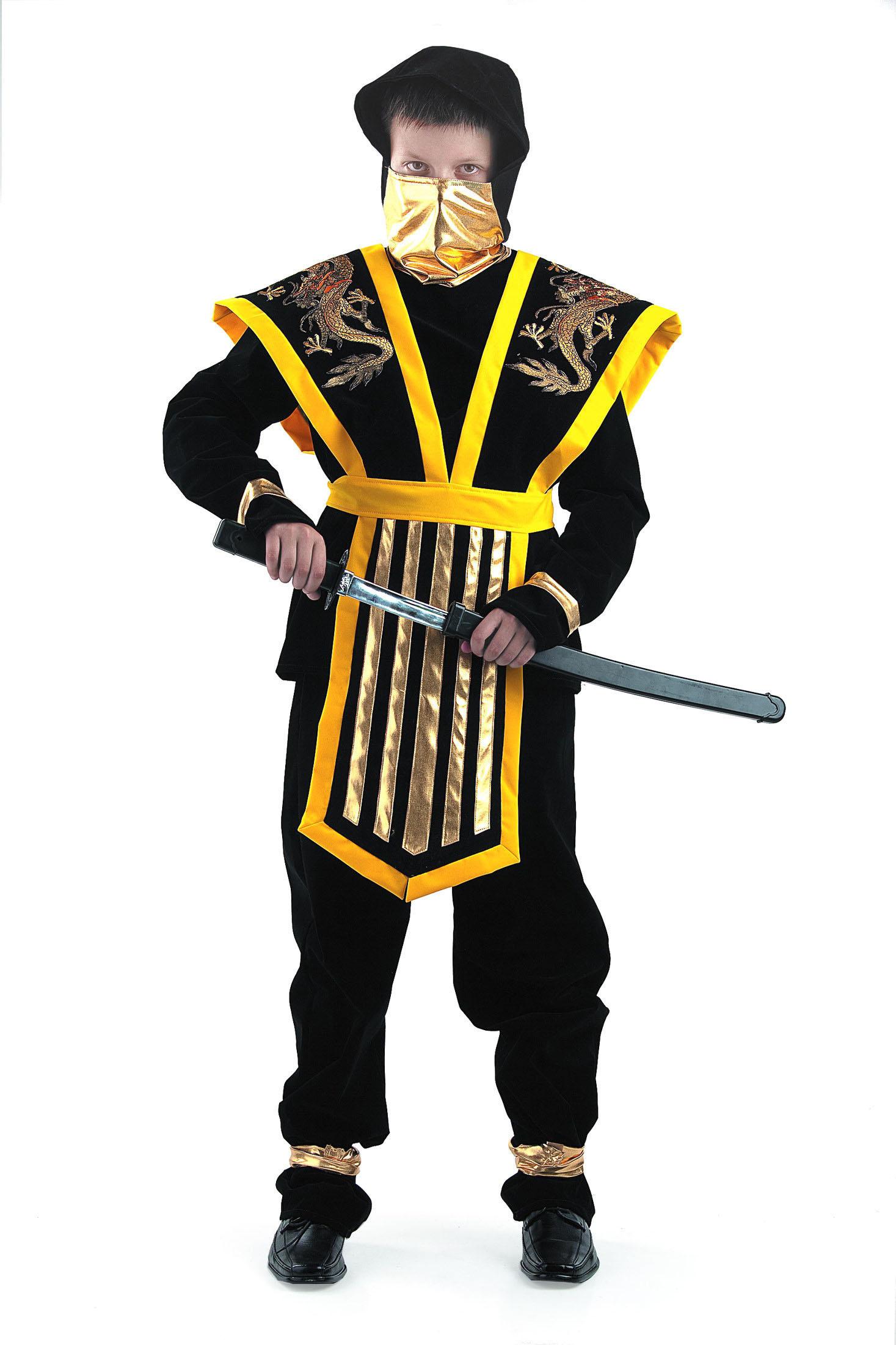 Мастер Ниндзя желтый  (К-премьер)