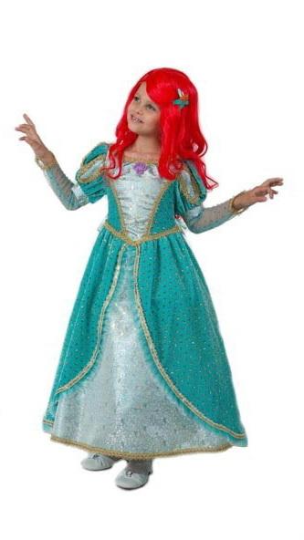 Принцесса Ариэль (Зв Маскарад) Дисней