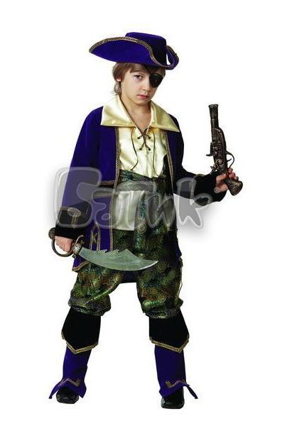 Капитан Пиратов  лиловый   (К-премьер)