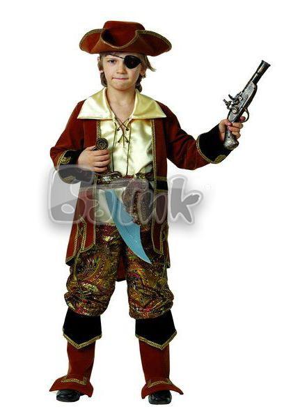 Капитан Пиратов  коричневый  (К-премьер)