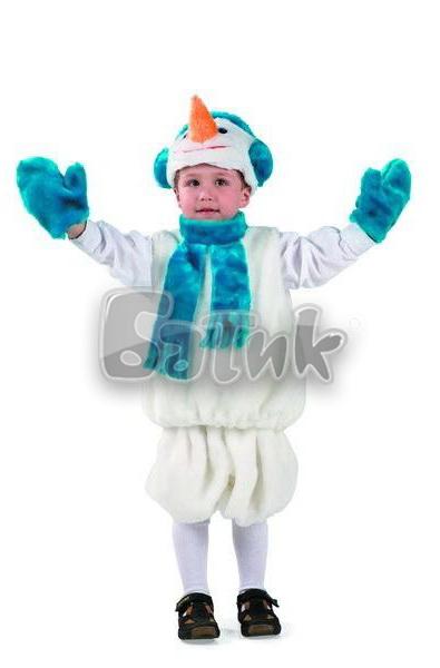 Снеговик  (мех)