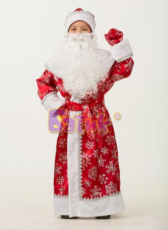 Дед  Мороз (сатин)