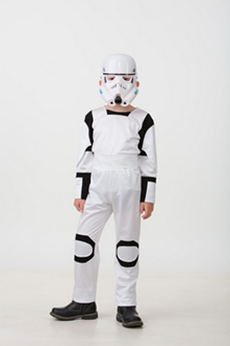Карнавальный костюм Робот белый (Сказочная страна)