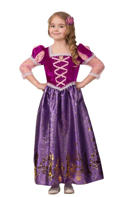 Принцесса Рапунцель   (текстиль принт) Дисней