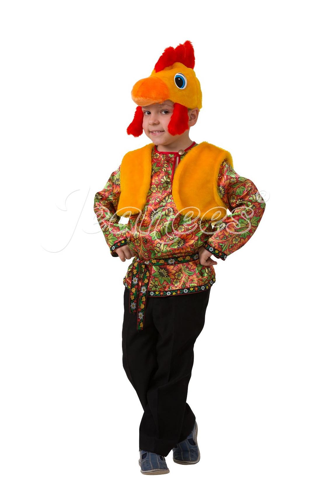 Петушок Петруша  (Русский стиль) видио