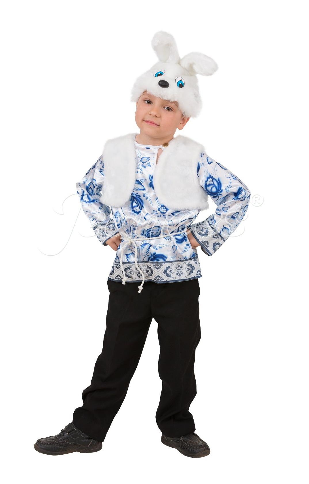 Зайчонок Ванятка  (Русский стиль)
