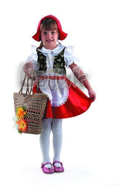 Красная Шапочка (текстиль )