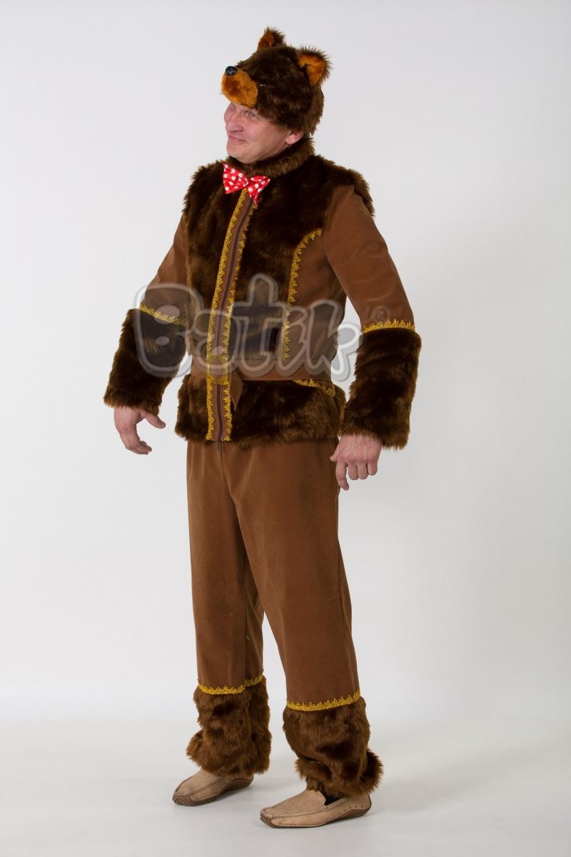 Медведь     (для взрослых)