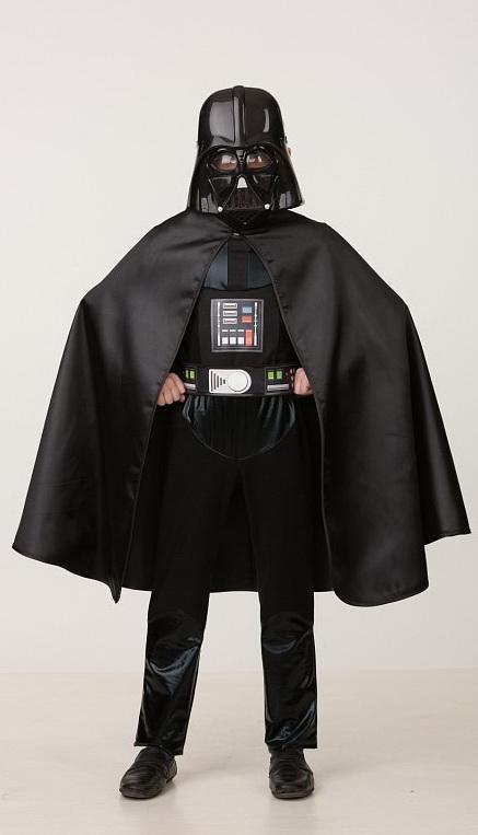 Карнавальный костюм Дарт Вейдер (текстиль)